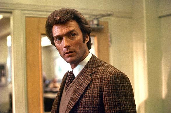 Clint Eastwood targets the legacy of Dirty Harry - Los Angeles Times