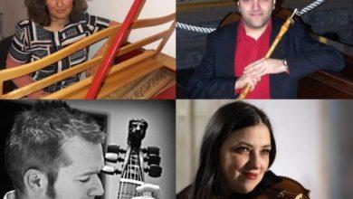 """Photo of Концерт """"Модерниот дух на староградската песна"""" на Лаура Крлиу"""
