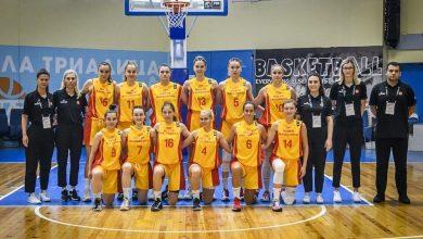 Photo of Македонските јуниорки катастрофално поразени од Словенија на ФИБА купот
