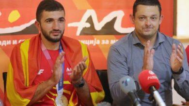Photo of Мојсовски: Георгиевски освои сребро, но за нас тој е златен