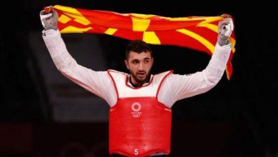 Photo of МОК го награди Георгиевски со 10.000 евра и стипендија за олимпиското сребро