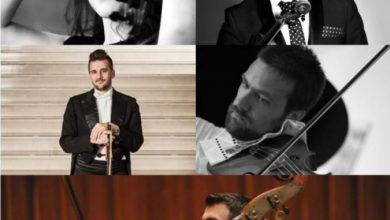 """Photo of Музичка вечер со Гудачкиот квинтет на Загребската филхармонија на """"Охридско лето"""""""