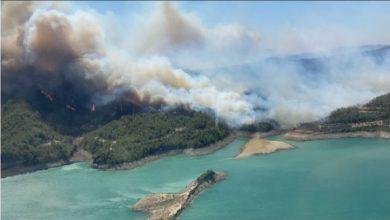 Photo of Најмалку едно лице загина, а 62 се повредени во пожар во Анталија