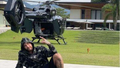 Photo of Нејмар купи специјален модел на хеликоптер