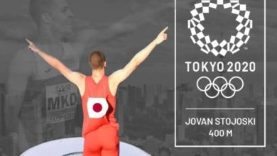 Photo of ОИ: Атлетичарот Стојоски утре во квалификациите на 400 метри