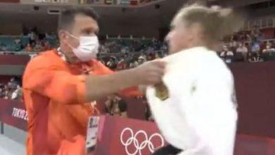 Photo of ОИ: Опоменат тренерот кој и удри шлаканица на германска џудистка
