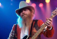 """Photo of Почина басистот на """"Зи-зи топ"""", Дасти Хил"""