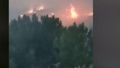 Photo of Алармантна ституацијата со пожарот кај кочанско, стигнал до куќите
