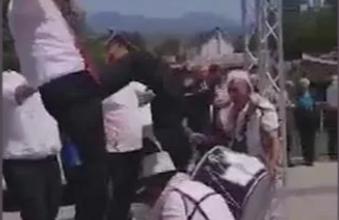 Photo of (Видео) Али Ахмети води оро на свадба во Зајас