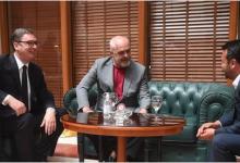 """Photo of Не го чекаат """"Годо"""": Заев, Рама и Вучиќ во регионална офанзива!"""