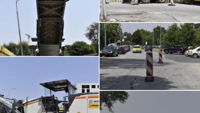 """Photo of Почна реконструкција на улицата """"Народен фронт"""", Богдановиќ апелира да се вози внимателно"""