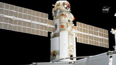 Photo of По долго одложување, рускиот научен модул стигна до Меѓународната вселенска станица