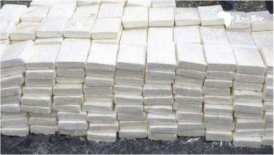 Photo of Во Парагвај запленети рекордни 3,4 тони кокаин