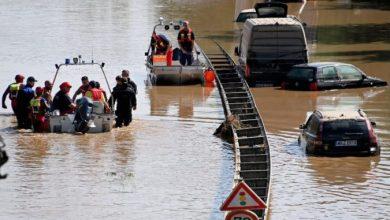 Photo of Во поплавите во Германија загинаа 180 лица, а околу 150 се водат за исчезнати