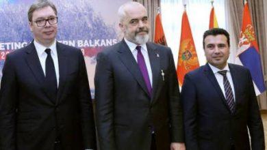 """Photo of """"Фајненшл Тајмс"""": Балканското трио го турка """"Мини шенген"""" додека се соочува со одложување на членството во ЕУ"""