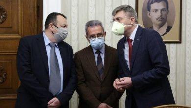 """Photo of """"Има таков народ"""" и ДПС на последни консултации околу составувањето на новата бугарска Влада"""