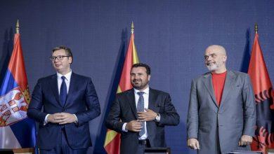 """Photo of Заев ја покани Бугарија да се приклучи на """"Отворен Балкан"""""""