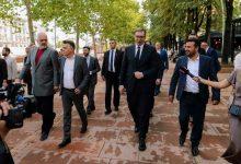 Photo of Заев и Шилегов ги прошетаа Вучиќ и Рама по скопскиот кеј