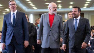 """Photo of Заев очекува во """"Отворен Балкан"""" да се приклучат и други земји"""