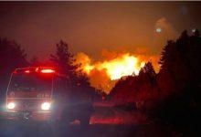 Photo of Голем пожар се приближува кон термоцентрала во Турција