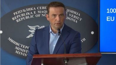 Photo of Османи: Двајца дипломати не го поминаа ветингот, работниот однос ќе им биде прекинат