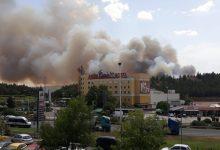Photo of Пожарот кај Гевгелија ставен под контрола: Ја зафати и караулата на Армијата, изгоре и полициско возило