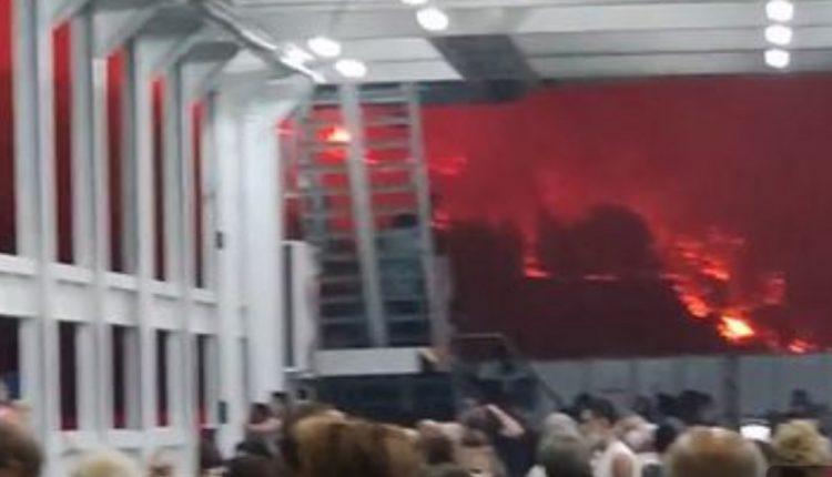 Photo of ВИДЕО: Застражувачки снимки – Илјадници евакуирани на траекти во Атина