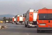 Photo of Бугарски противпожарни возила се вклучуваат во гаснење на пожарите во Пехчевско