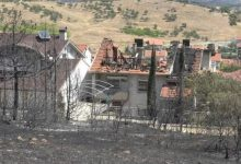 Photo of Сè уште активни дел од пожарите, кај селото Бели целосно изгаснат, охридскиот регион ставен под контрола