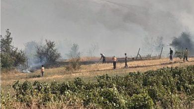 Photo of Во Кочани е активен крак од пожарот и може повторно да се разгори, најлошо е во Старо Нагоричане