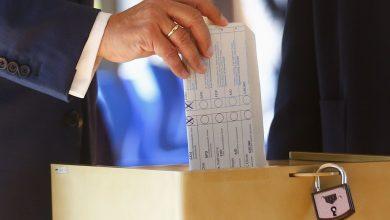 Photo of (ВИДЕО) Гаф на кандидатот на демохристијаните Лашет: Погрешно го свитка гласачкото ливче и покажа дека гласал за себе