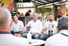 Photo of Кондовски на заедничка маса со членови на спортските клубови