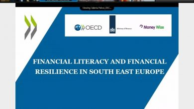 Photo of Анкета на ОЕЦД: Народната банка со највисока доверба во регионот, како институција којашто овозможува финансиска едукација