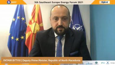 Photo of Битиќи: Интерконекторот со Грција можност да станеме регионален центар за снабдување со гас во Југоисточна Европа