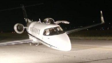 Photo of За време на слетувањето оштетен авионот на Владата на Црна Гора, нема повредени