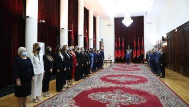 Photo of Владата Рама 3 ја положи заклетвата во кабинетот на Мета