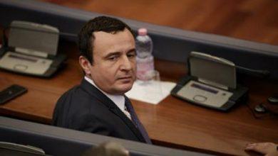 Photo of Курти им порача на Србите: Повлечете се – Вучиќ сака ескалација
