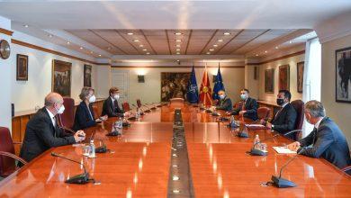 Photo of Средба Заев – Ајкхорст: Со Бугарија ќе продолжиме да бараме европско решение што ќе овозможи двојна победа