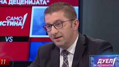 Photo of Мицкоски не очекува победа во Скопје