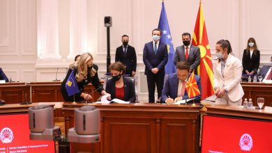 Photo of Османи и Гервала потпишаа Договор за соработка во областа на дијаспората