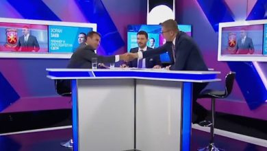 Photo of Заев и Мицкоски си подадоа рака за фер и демократски избори