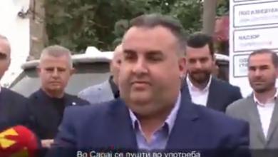 """Photo of Видео: Заменик-директорот на затворот """"Идризово"""" се појави на партиски настан, вели дека оправдано излегол од работа"""
