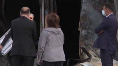 Photo of Видео: Германските форензичари пристигнаа кај опожарената модуларна болница во Тетово