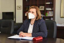 Photo of Шахпаска на средба со регионалната директорка на UN Woman за Европа и Централна Азија, Алиа Ел Јасир