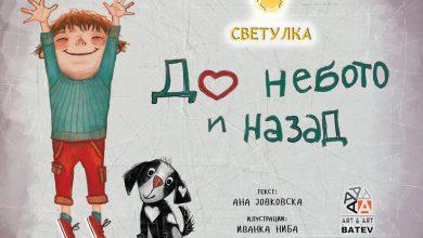 """Photo of Промоција на книга за деца """"До небото и назад"""" од Ана Јовковска и Иванка НиБа"""