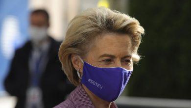 Photo of Урсула фон дер Лејен денеска во посета на Македонија и Албанија