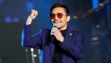 Photo of Филипини: Легендарниот боксер Мани Пакјао најави кандидатура за претседател
