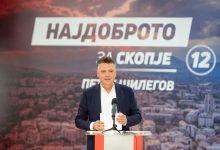 Photo of Шилегов: Скопје до 2024 без метеж во сообраќајот и урбанизација надвор од централното јадро