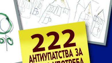 """Photo of Промоција на """"222 антиупатства за лична употреба"""" од Александар Прокопиев во Битола"""