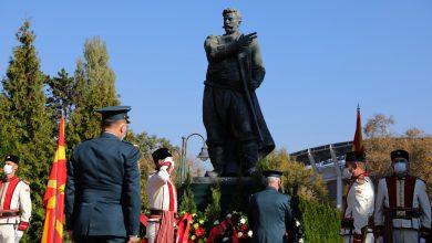 """Photo of Одбележување на """"23 Октомври – Ден на македонската револуционерна борба"""""""